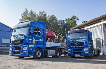 LKW Mietpark Fahrzeug Fuhrpark Hebebuehne Bagger Logistik Vermietung Schwertransport Sondertransport Geraetevermietung Gewerbe Heimwerker