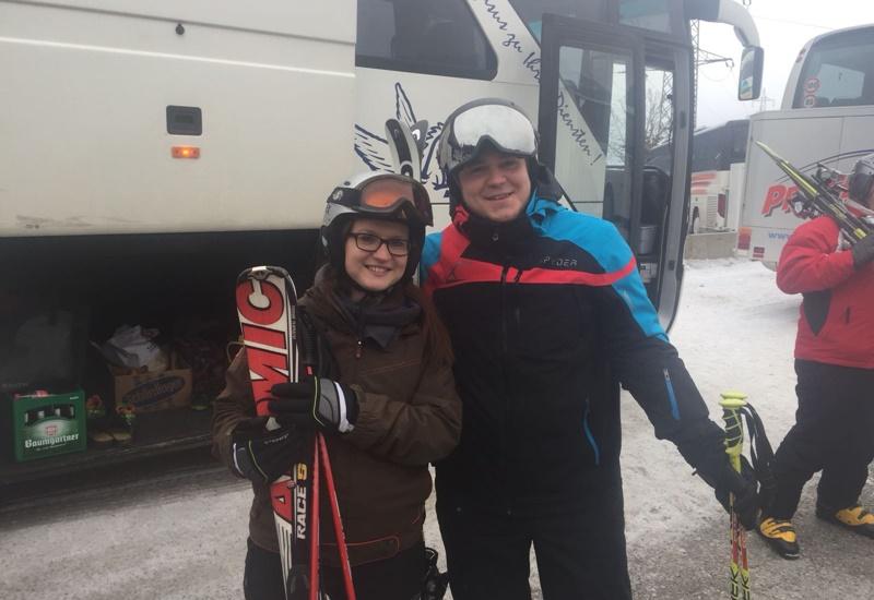 Schifahren 2018 - 1