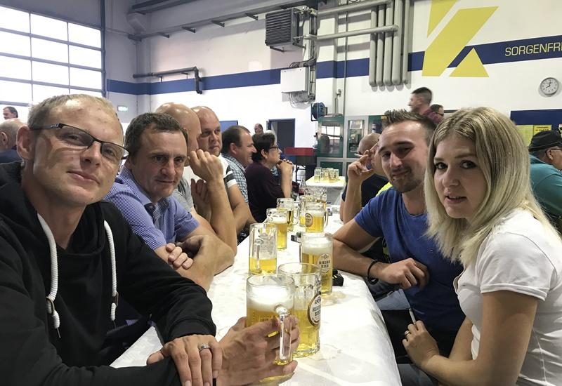 Grillfeier 2018 Katzlberger Titelbild Erdbau Abbruch Entsorgung Mietpark 12